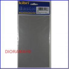 34128 KIBRI - Pavimentazione in cemento H0 - Foglio PVC