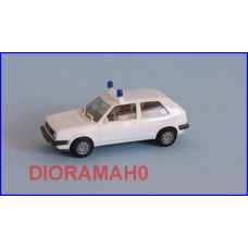 022245 01 HERPA - VW GOLF con lampeggiani H0