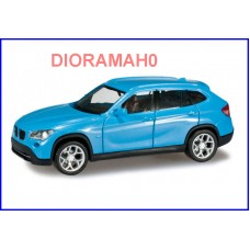 024341 002 HERPA - BMW X1 in scala 1:87