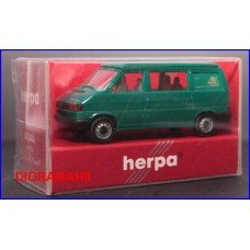 042406 HERPA - VW T4 California coach VERDE 1/87