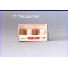 0016 06 WIKING - Set di balle di fieno 1/87