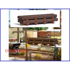 1687 BUSCH - Fascio di acciaio  ferro - carico per carri merci