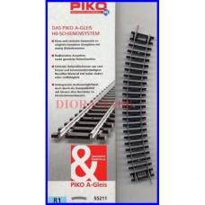 55211 PIKO - Binario curvo R1