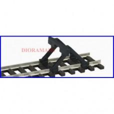 55280 PIKO - Tronchetto binario terminale - accessori ferroviari -