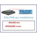 EULITHE - Foglio 400x400 spessore  4 mm. - DioramaH0