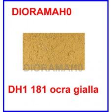 Pigmento in polvere - Ocra gialla 30 ml