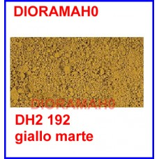 Pigmento in polvere - Giallo marte 30 ml