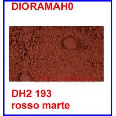 Pigmento in polvere - Rosso marte 30 ml