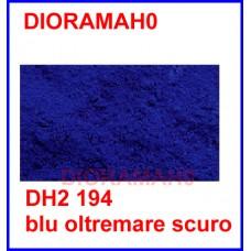 Pigmento in polvere - Blu oltremare scuro 30 ml