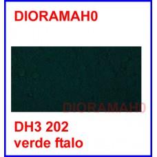Pigmento in polvere - Verde ftalo 30 ml