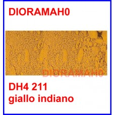Pigmento in polvere - Giallo indiano 30 ml