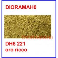 Pigmento in polvere - Oro ricco 30 ml