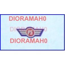 Decals coppia logo FS E444 del 1984 - 1/87