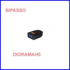 1140026 VALEX - Presa bipasso NERA