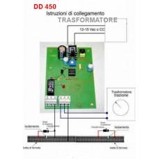DD 450 Avanti-indietro