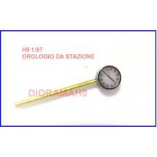 170051 BELI BECO - Orologio per stazione scala 1/87