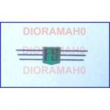 Decals coppia simbolo FS per locomotore E646 - 1/87