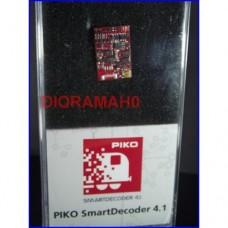 56400 PIKO - SmartDecoder 4.1 PluX22 con interfaccia audio - multiprotocollo NOVITA' 2018