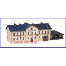 11346 AUHAGEN - Stazione di Klingenberg H0