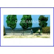 42646 AUHAGEN - Rete metallicca con pali per recinzione