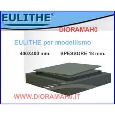 EULITHE - Foglio 400x400 spessore 18 mm. - DioramaH0