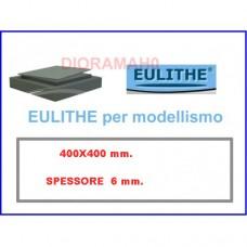 EULITHE - Foglio 400x400 spessore 6 mm. - DioramaH0