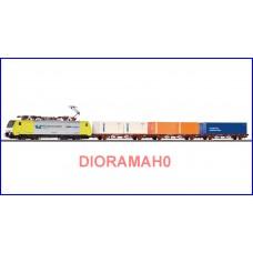 97916 PIKO - Start set merci Italia con BR 189 RTC