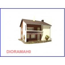 B-275 FALLER - Casa in stile italiano a due piani - 1/87