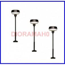 118251 BELI BECO - Lampione moderno per piazzette e vicoletti 70 mm - scala H0