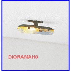 5320 Brawa - Plafoniera molteplici usi H0
