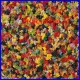 76934 AUHAGEN - Fiori estivi vegetazione per la decorazione - diorama H0