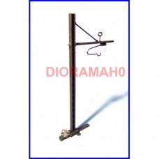 602952 LIMA - Palo per elettrificare la catenaria - mensola corta