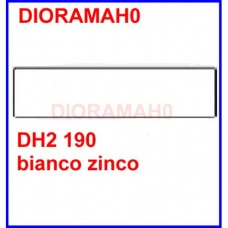 Pigmento in polvere - Bianco zinco 30 ml