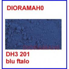 Pigmento in polvere - Blu ftalo 30 ml