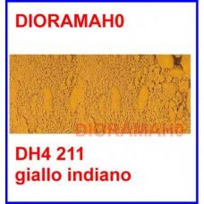 Pigmento in polvere - Giallo indiano 30 ml