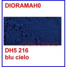 Pigmento in polvere - Blu cielo 30 ml