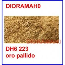 Pigmento in polvere - Oro pallido 30 ml