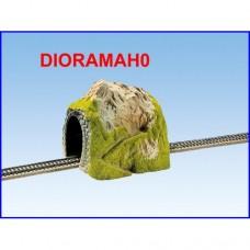02120 NOCH - Tunnel con diorama
