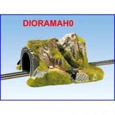 02200 NOCH - Tunnel con diorama