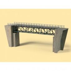 11364 AUHAGEN - Ponte a traliccio diorama in scala H0