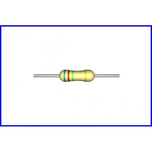 100 resistenze strato di resistenza sono denominati resistor 100 K 100k