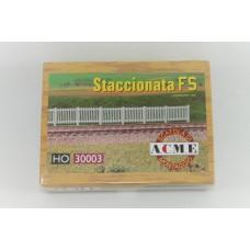 30003 ACME - Staccionata stile italiano FS 1/87