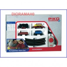 57111 PIKO - Treno merci in scala H0 1/87
