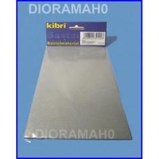 34124 KIBRI - Pavimentazione di porfido - Foglio PVC