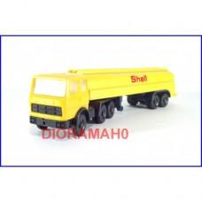 """60 0804 Camion cisterna """"SHELL"""" - LIMA"""