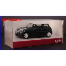 033114 HERPA - Mini Cooper S TM 1/87