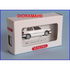 04902 WIKING - VW GOLF Telekom 1/87